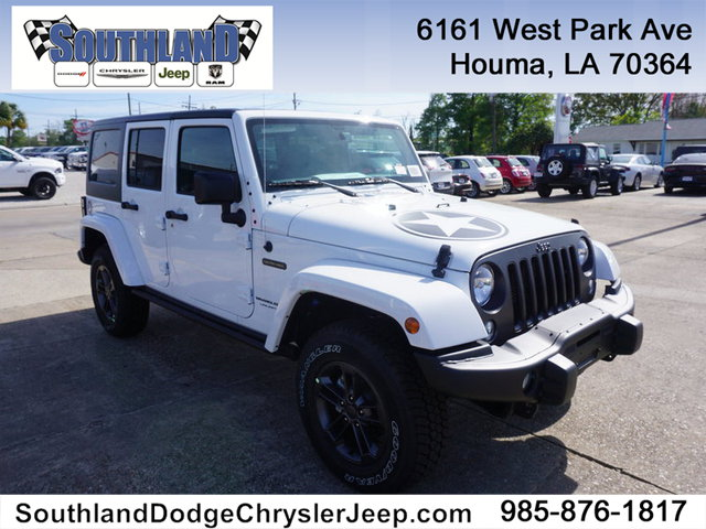 New 2018 JEEP Wrangler Unlimited Freedom Edition 4WD