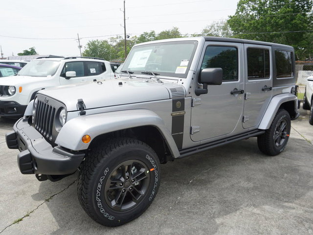 Perfect New 2018 JEEP Wrangler Unlimited Freedom Edition 4WD