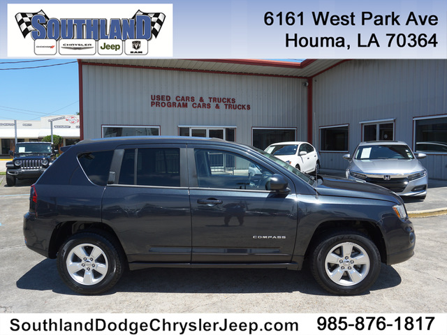 Pre-Owned 2014 Jeep Compass Sport FWD