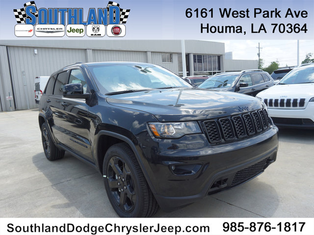 New 2019 JEEP Grand Cherokee Upland 2WD