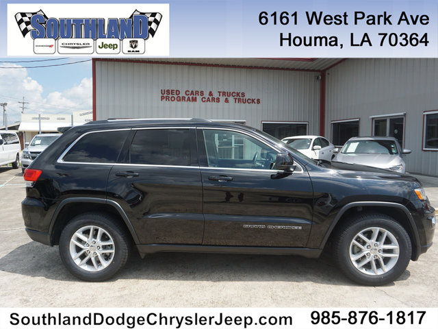 Pre-Owned 2017 Jeep Grand Cherokee Laredo 2WD