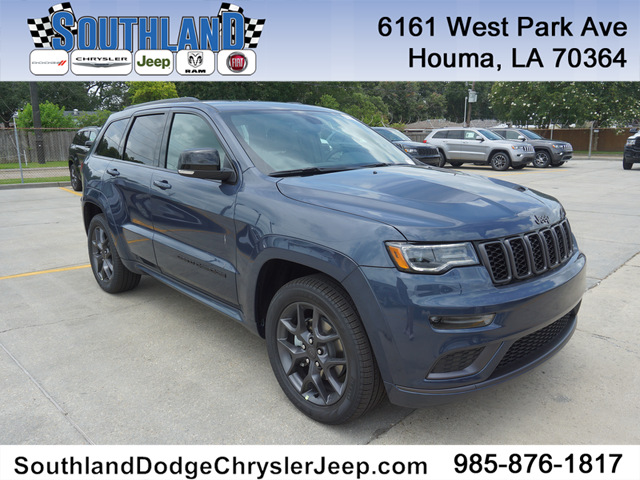New 2019 JEEP Grand Cherokee Limited X 2WD