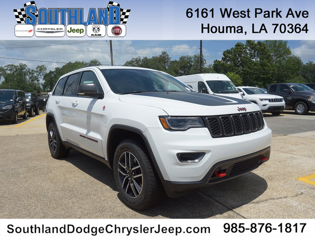 New 2019 JEEP Grand Cherokee Trailhawk 4WD