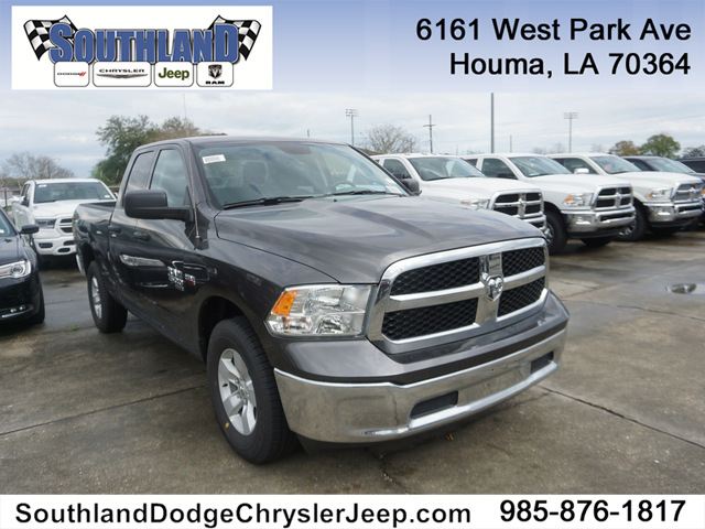 New 2019 RAM 1500 Classic 2WD 5ft7 Box