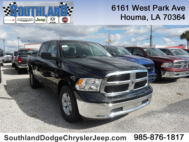 New 2019 RAM 1500 Classic Tradesman 2WD 5ft7 Box
