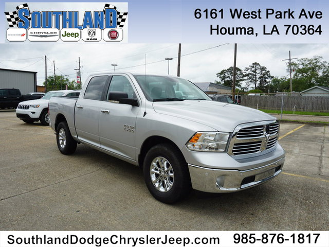 2017 Dodge Ram >> Pre Owned 2017 Ram 1500 Big Horn 2wd 5 7 Box Rear Wheel Drive Crew Cab