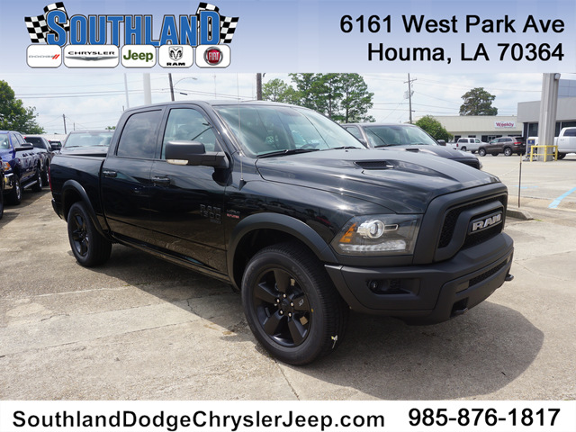New 2019 RAM 1500 Classic Warlock 2WD 5ft7 Box