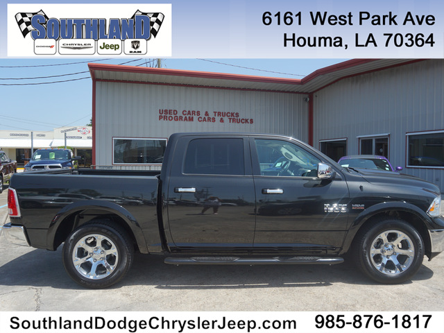 Pre-Owned 2018 Ram 1500 Laramie 2WD 5ft7 Box