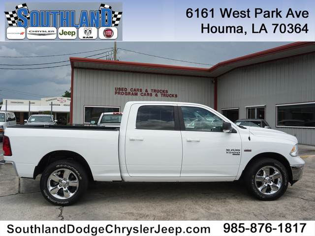 Pre-Owned 2019 Ram 1500 Classic Big Horn 4WD 6ft4 Box
