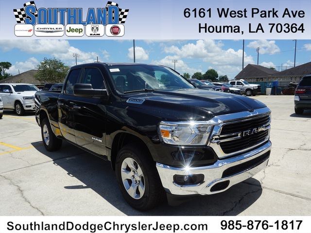 New 2019 RAM All-New 1500 Big Horn 2WD 6ft4 Box