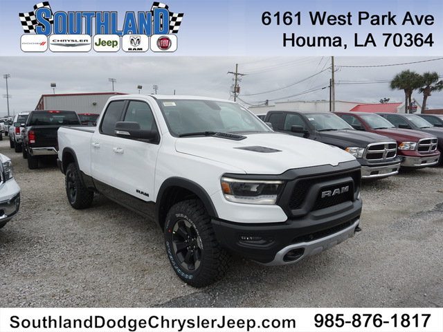 New 2019 RAM All-New 1500 Rebel 4WD 6ft4 Box