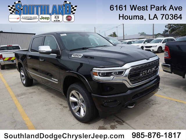 New 2020 RAM 1500 Limited 4WD 5ft7 Box