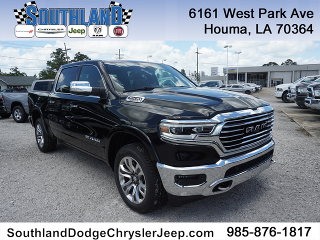 New 2019 RAM All-New 1500 Longhorn 4WD 5ft7 Box