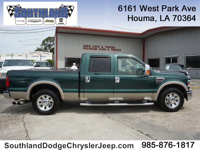 Pre-Owned 2009 Ford F-250 Lariat 2WD 156WB