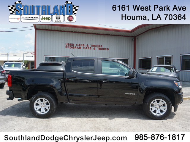 Pre-Owned 2019 Chevrolet Colorado LT 2WD 128WB