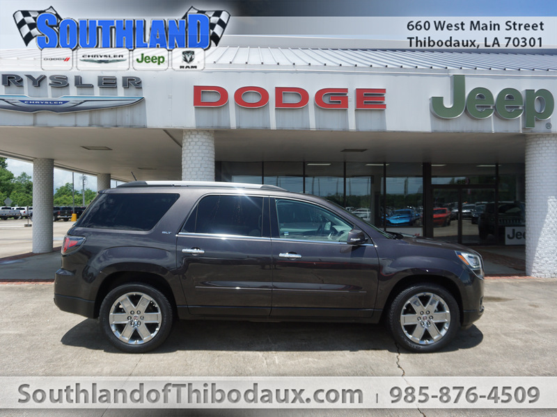 Pre-Owned 2017 GMC Acadia Limited FWD