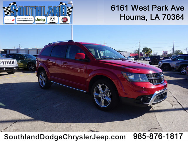 Pre-Owned 2017 Dodge Journey Crossroad FWD