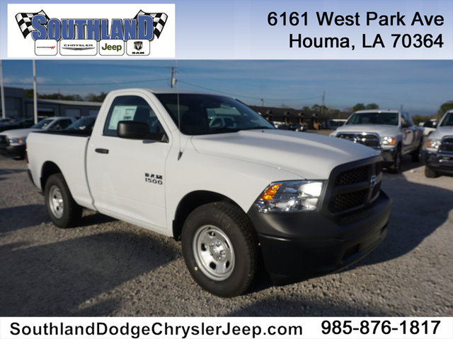 New 2018 RAM 1500 Tradesman 2WD 6.4 Box