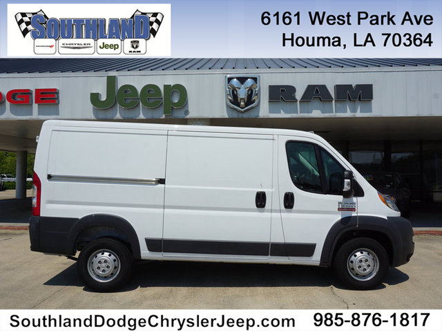 Pre Owned 2017 Ram Promaster 1500 Low Roof 136wb