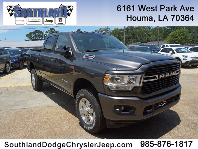 New 2019 RAM 2500 Big Horn 4WD 6.4 Box