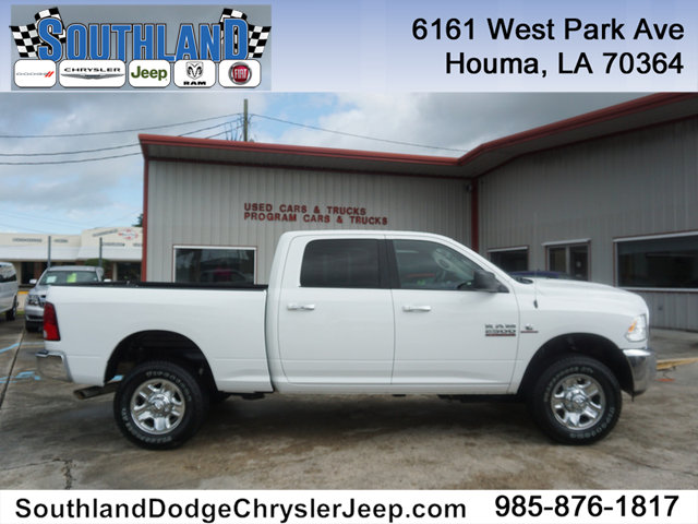 Pre-Owned 2018 Ram 2500 SLT 4WD 6ft4 Box