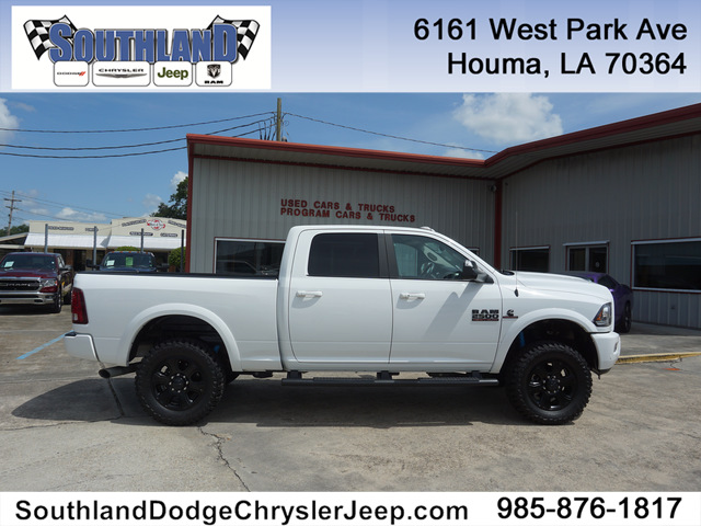 Pre-Owned 2017 Ram 2500 Laramie 4WD 6ft4 Box