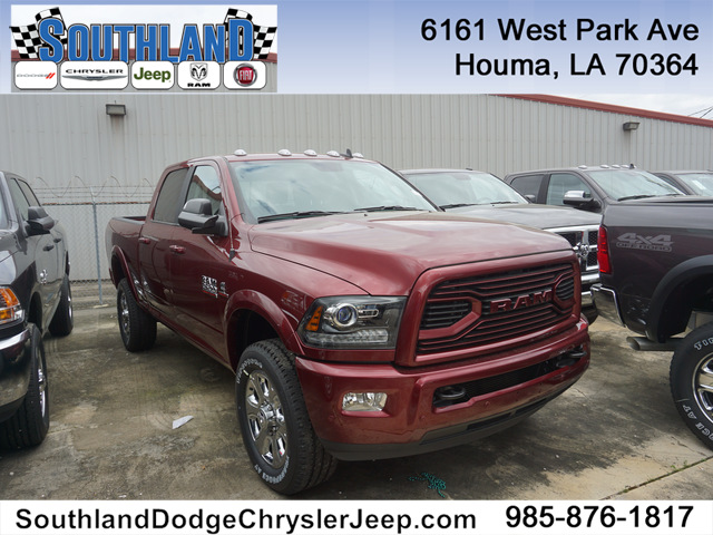 New 2018 RAM 2500 Laramie 4WD 6.4 Box