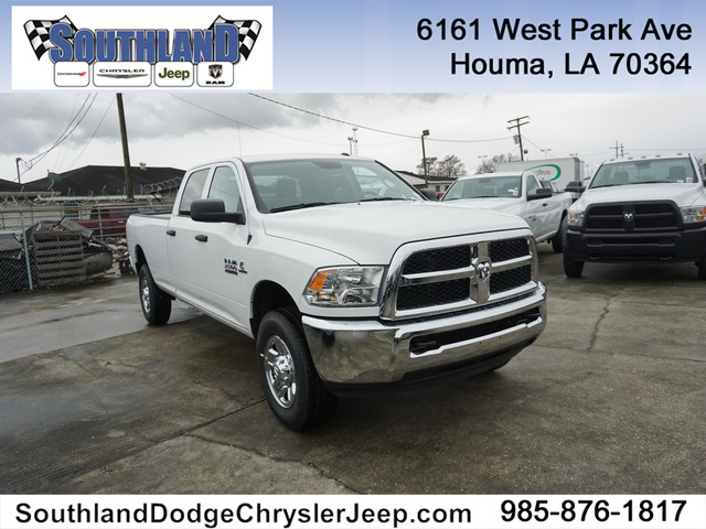 New 2018 RAM 2500 Tradesman 4WD 8 Box