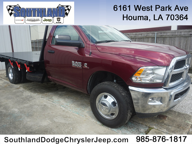 New 2018 RAM 3500 Chassis Cab Tradesman 2WD 167WB