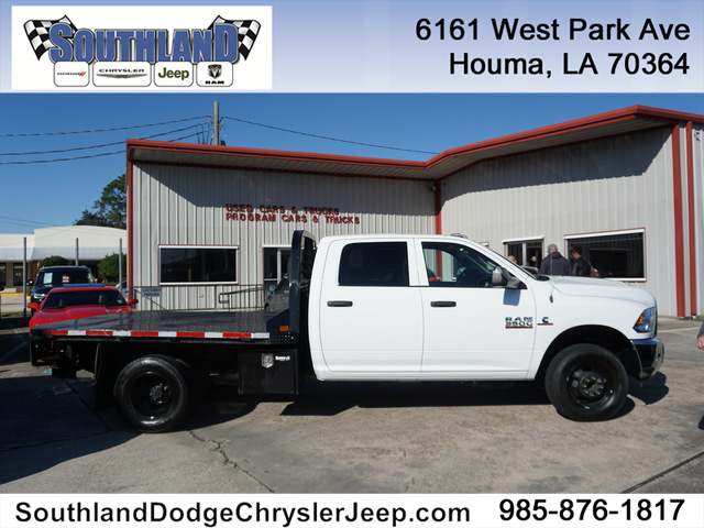 Pre-Owned 2018 Ram 3500 Tradesman 2WD 172WB