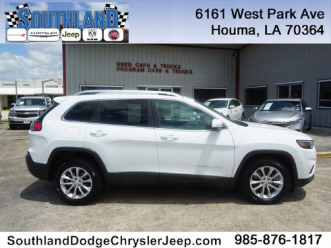 Pre-Owned 2019 Jeep Cherokee Latitude 2WD