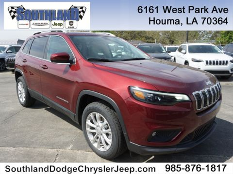 New 2019 JEEP Cherokee Latitude 2WD