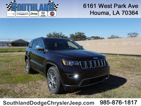 New 2019 JEEP Grand Cherokee Limited 2WD