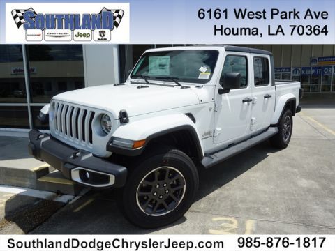 New 2020 JEEP Gladiator Overland 4WD