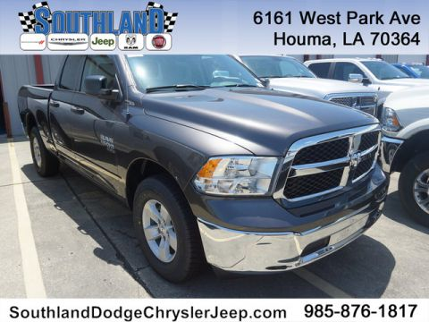 New 2019 RAM 1500 Classic Tradesman 2WD 6ft4 Box