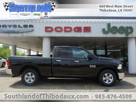 Pre-Owned 2017 Ram 1500 SLT 2WD 6.4 Box