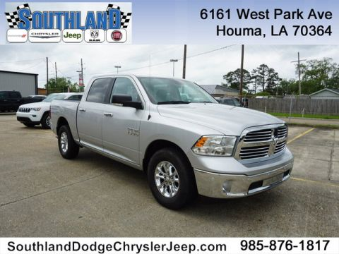 Pre-Owned 2017 Ram 1500 Big Horn 2WD 5.7 Box