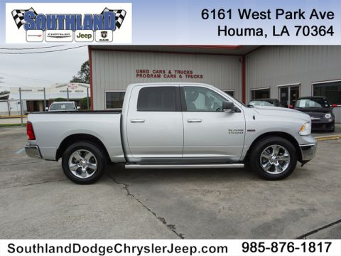 Pre-Owned 2015 Ram 1500 Big Horn 2WD 140WB