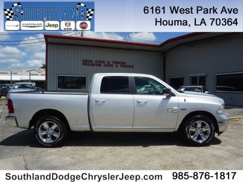 Pre-Owned 2019 Ram 1500 Classic Big Horn 2WD 6ft4 Box