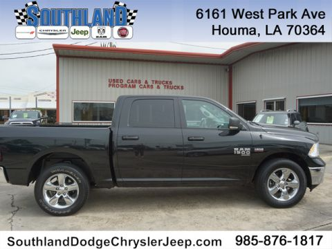 Pre-Owned 2019 Ram 1500 Classic Big Horn 4WD 5ft7 Box