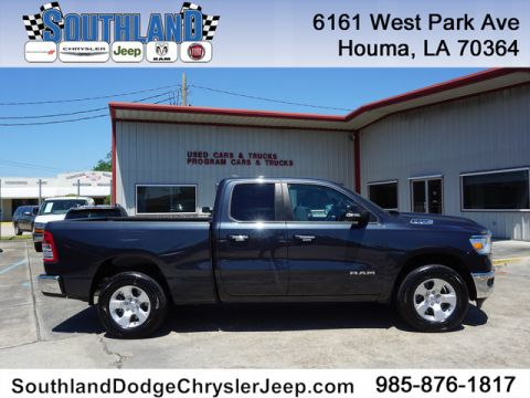 Pre-Owned 2019 Ram 1500 Big Horn 4WD 6ft4 Box