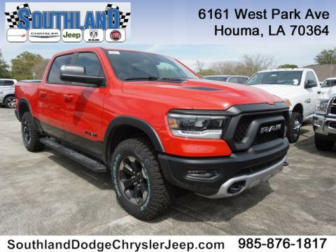 New 2019 RAM All-New 1500 Rebel 4WD