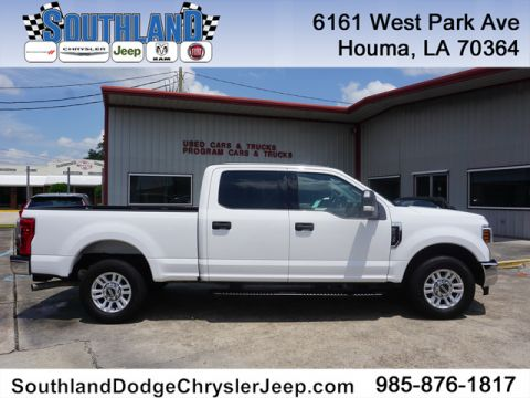 Pre-Owned 2019 Ford F-250 XLT 2WD 6.75ft Box