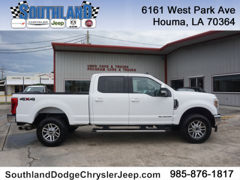 Pre-Owned 2019 Ford F-250 Lariat 4WD 6.75ft Box