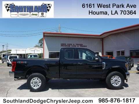 Pre-Owned 2018 Ford F-250 XLT 4WD 6.75ft Box