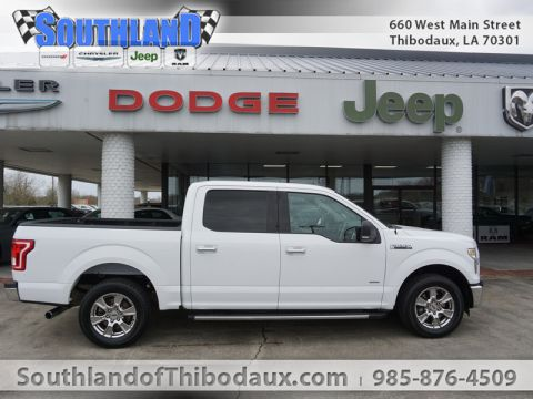 Pre-Owned 2015 Ford F-150 XLT 2WD 145WB