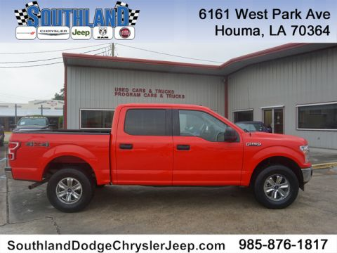 Pre-Owned 2018 Ford F-150 XLT 4WD 5.5ft Box
