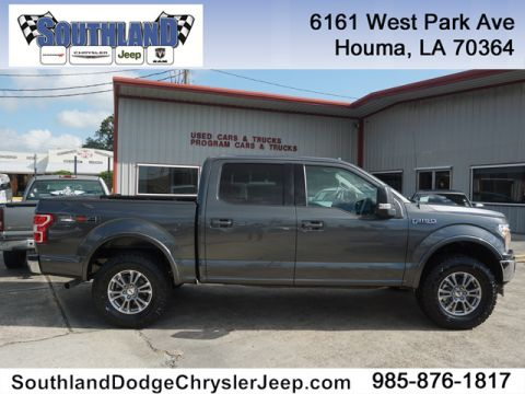 Pre-Owned 2018 Ford F-150 Lariat 4WD 5.5 Box