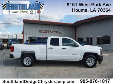 Pre-Owned 2015 Chevrolet Silverado 1500 Work Truck 2WD 143WB
