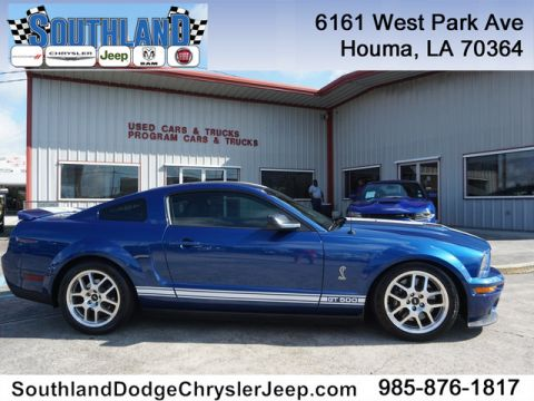Pre-Owned 2009 Ford Mustang Shelby GT500